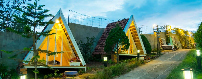 Vanda - Apricot cabin house - tp. Đà Lạt - Cabane