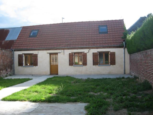 Maison de village - Fréniches - 獨棟