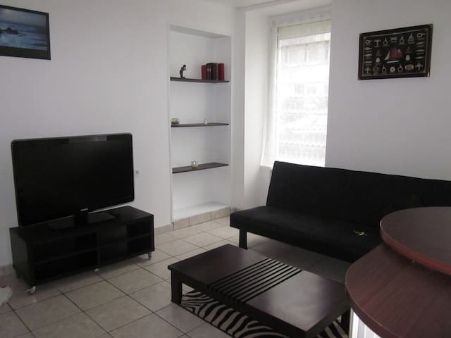 Joli appartement bien situé. - Cherbourg-Octeville - Leilighet