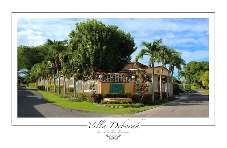 Villa Deborah on the Playa 2 - San Carlos District - Oda + Kahvaltı