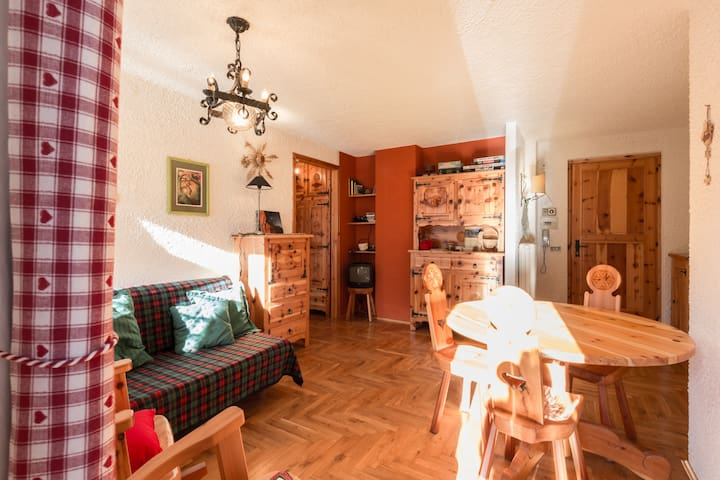 Cute and sunny FLAT Aosta valley - Rhemes-notre-dame - Daire