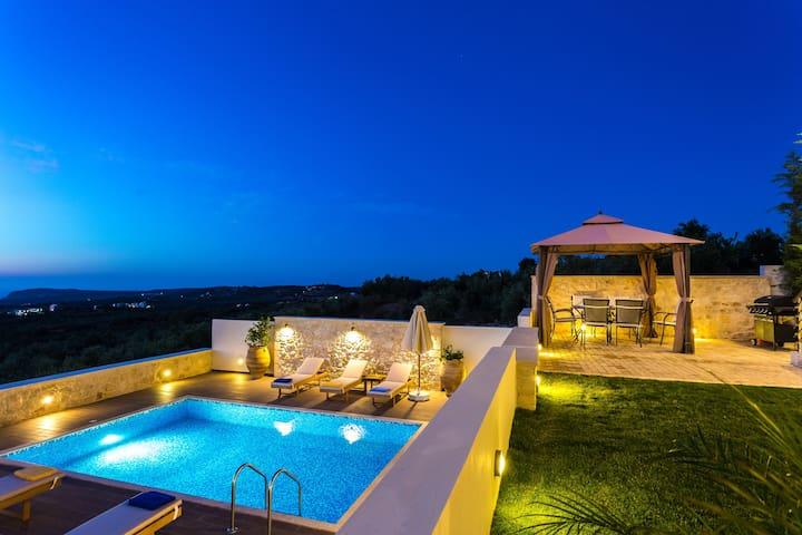 Newly built complex of villas - Rethymno - Huis