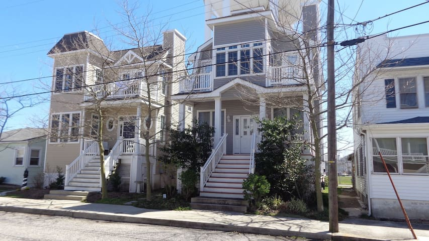 Single Family Home with 3 Bedrooms - Ocean City - Departamento