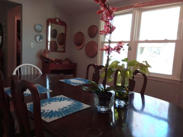 Entire house convenient to everywhere - Lutherville-Timonium - Maison