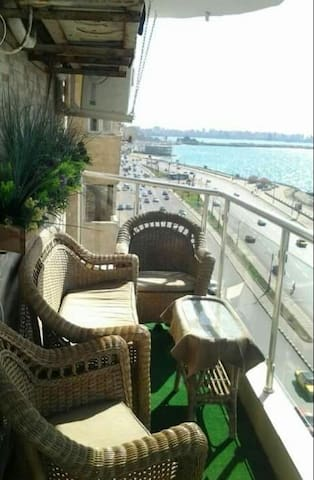 The Best in Alexandria - Al Ibrahimeyah Bahri WA Sidi Gaber - Appartement