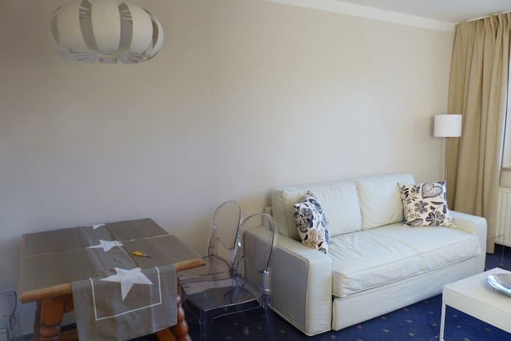 2 room flat for 4 persons - 30 minutes to the fair - Spalt - Daire