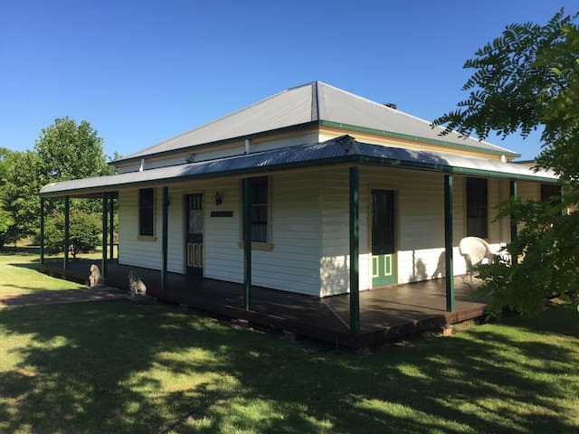 Oakfields - Hunter Valley Cottage - Quorrobolong - Hus