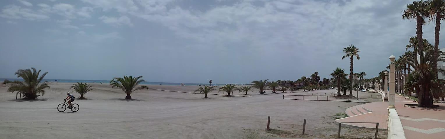 Primera línea de playa.Tropical Coast of Granada - Motril - Departamento