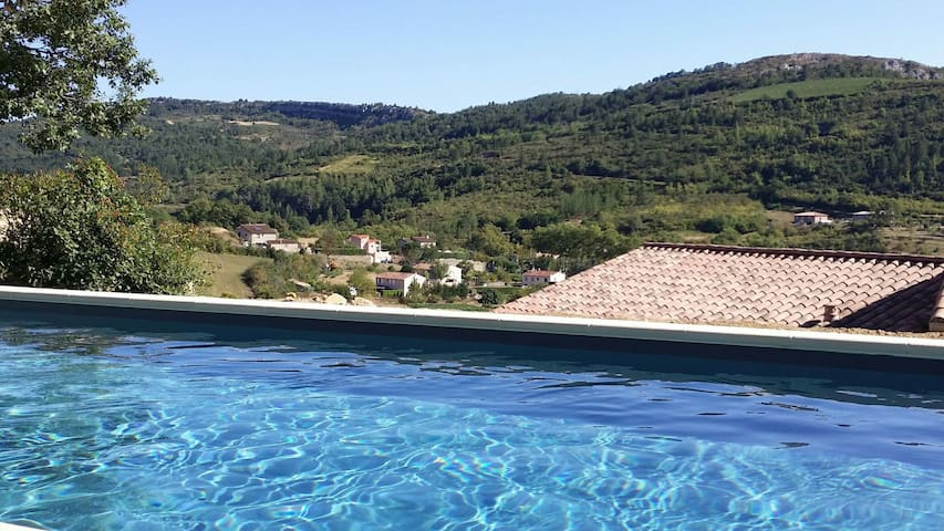 Couiza, Aude, high spec house for a luxury holiday - Couiza - Ev