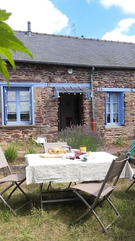 Next to Broceliande Forest - Monterfil - Huis