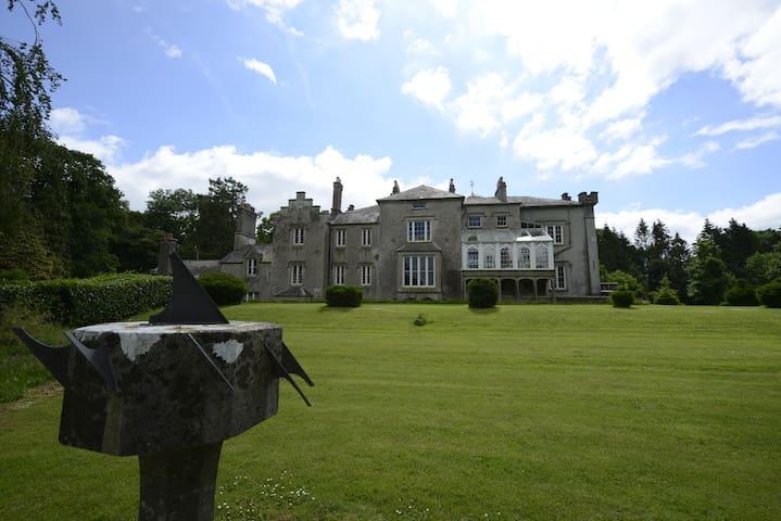 Shankill Castle - Kilkenny - Hrad