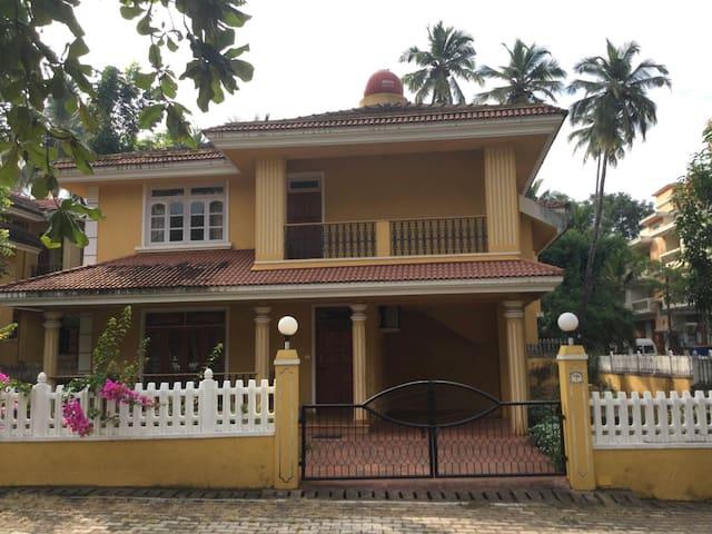 4BHK standalone luxury villa - South Goa