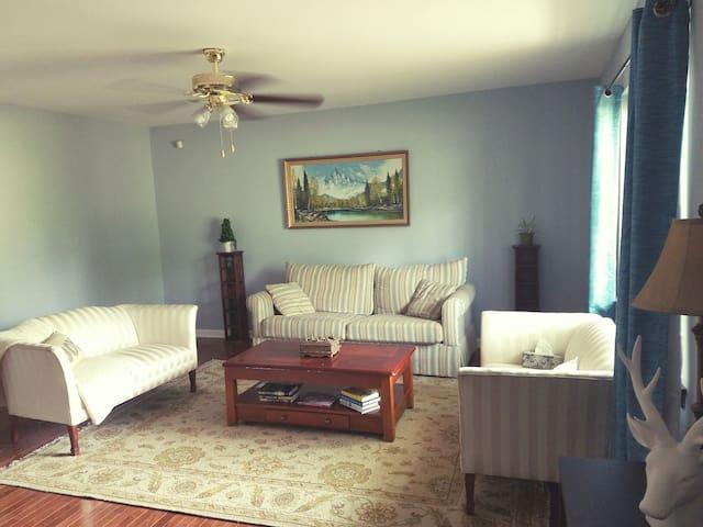 Quiet suburban comfort - Huntsville - Huis