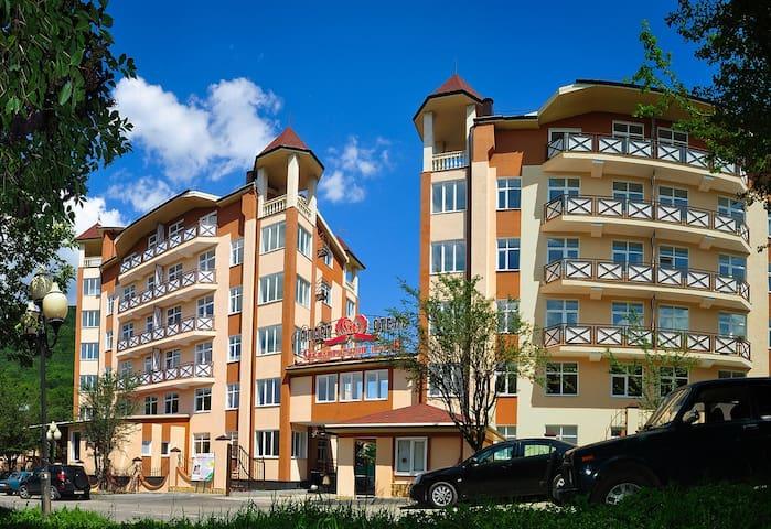 "Апарт-отель ""Славяновский исток"" - Zheleznovodsk"