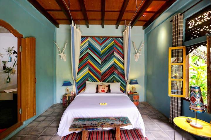 Ubud - Malashree Artist Room - Tampaksiring - Гестхаус