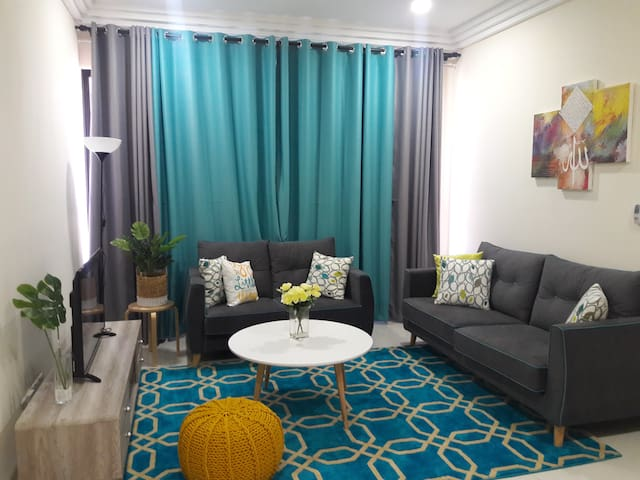 New serviced apartment for homestay - Kajang - Apartamento