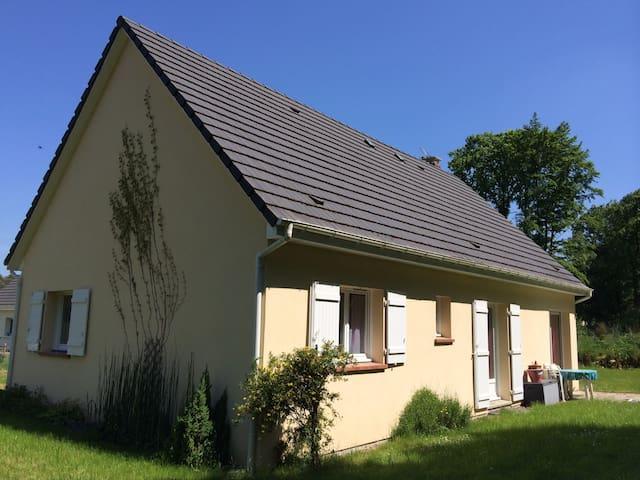 Maison en Normandie - La Neuville-du-Bosc - Casa