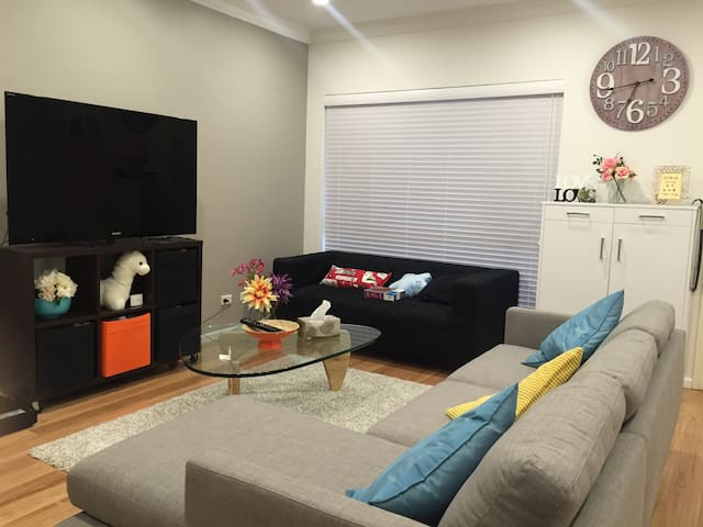 Fresh room in whisper quiet suburb - Tennyson Point - Villa