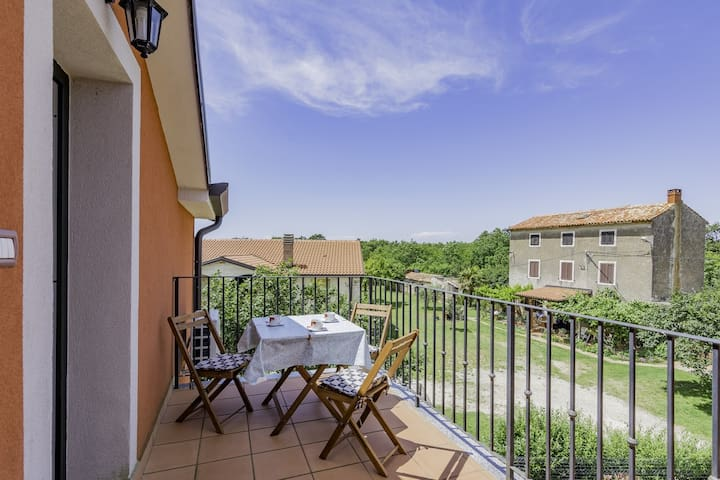 Guido APARTMENT2 for 6 people - Umag - Daire