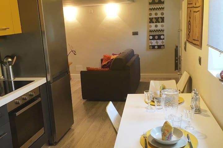 Cosy Studio Apartment in Lugano - Castagnola - Apartamento
