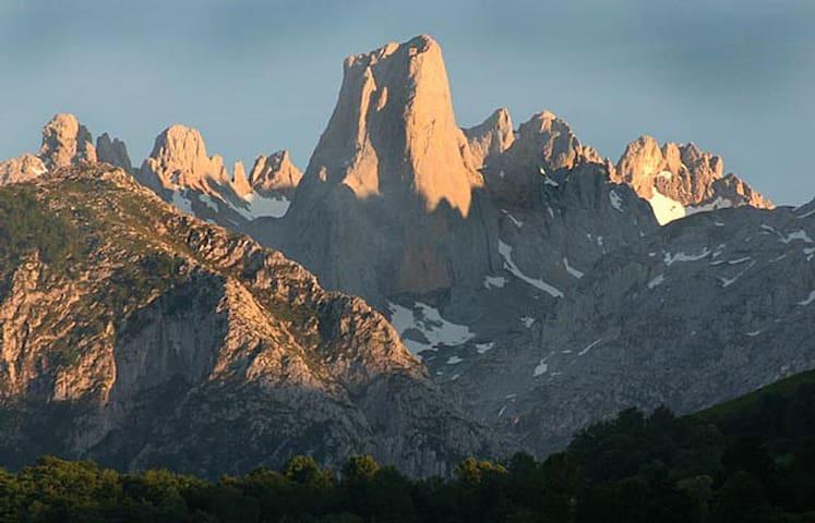 Cabrales, parque natural de Picos de Europa - Carreña de Cabrales - Daire