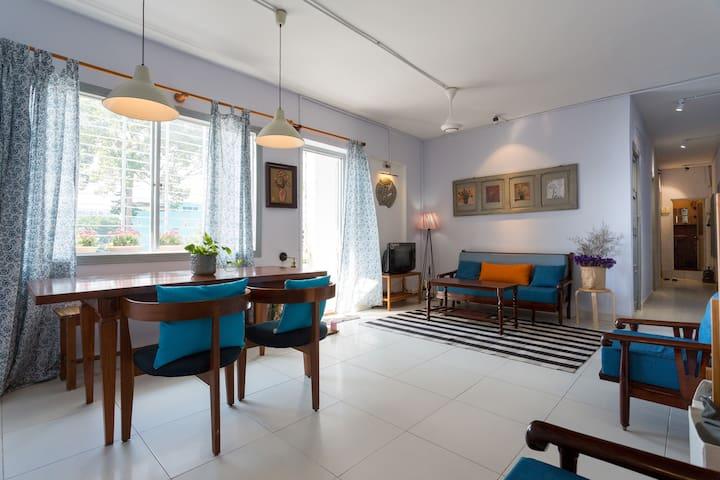 Doors & Doves 3 - Ho Chi Minh - Apartament