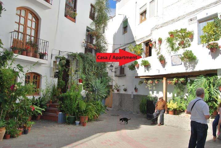 Im Herzen von Lanjaron - Lanjarón - Apartamento