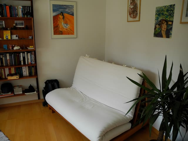 Cozy and quiet room 30min from downtown Zurich - Seuzach - Appartement