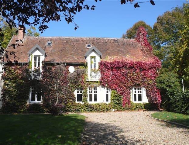 Château les Rondeaux, Ferienwohnung - Saint-Nizier-sur-Arroux