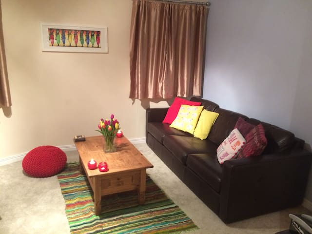Sweet flat and a great base to explore from. - Taplow - Departamento