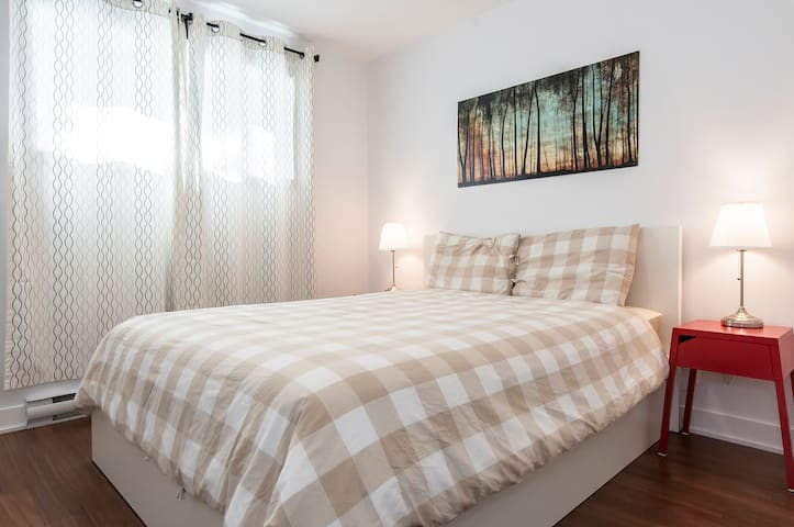 Awesome New Furnished Apartment in Montreal - Longueuil - Hus
