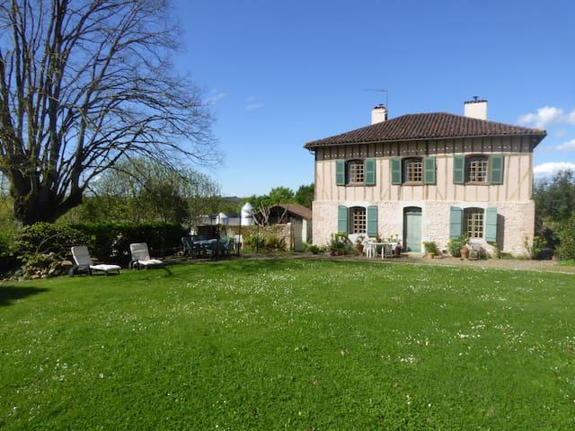 Charming cottage in the countryside - Saint-Sever - Huis