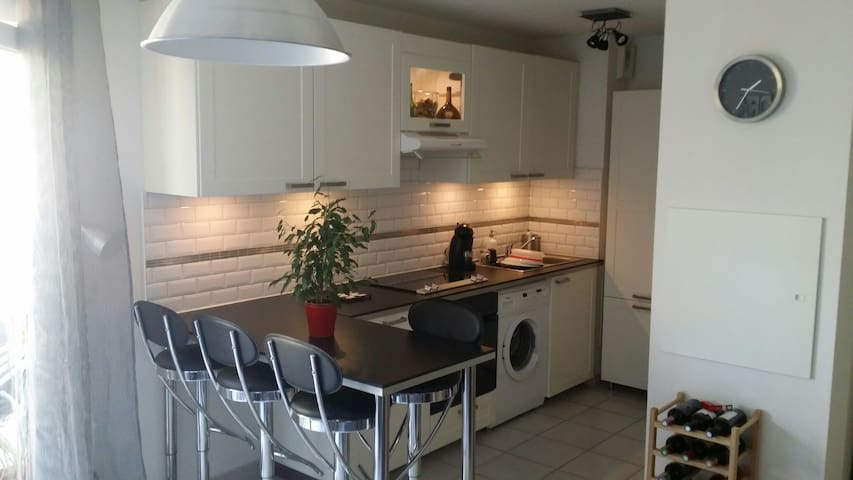 Charmant T2 au calme proche de tout - Montussan - Apartamento