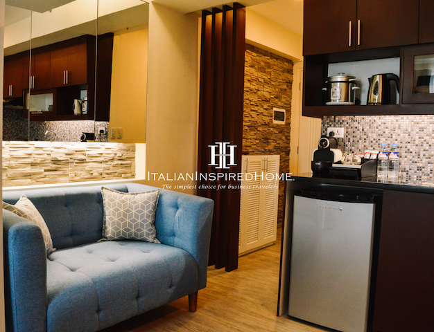 ITALIAN INSPIRED HOME - ARIA - Parañaque - Appartement