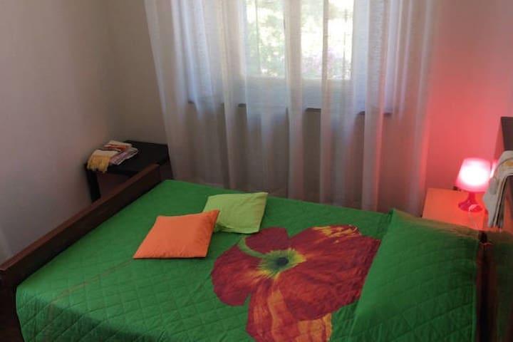 Room LUDOVICA @ Villa Giuditta: quiet countryside - Sant'Angelo in Pontano (MC) - Villa
