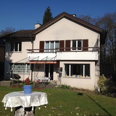 Bed & Breakfast 7 minutes from the main station. - Lucerna - Bed & Breakfast