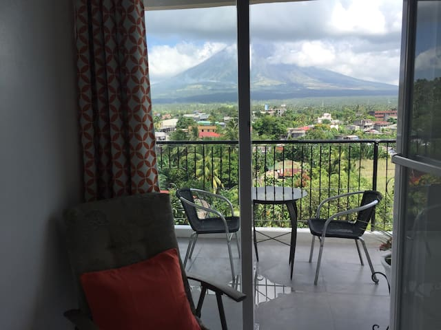 Brand New Unit w/ view of Mt Mayon - Daraga - Appartamento