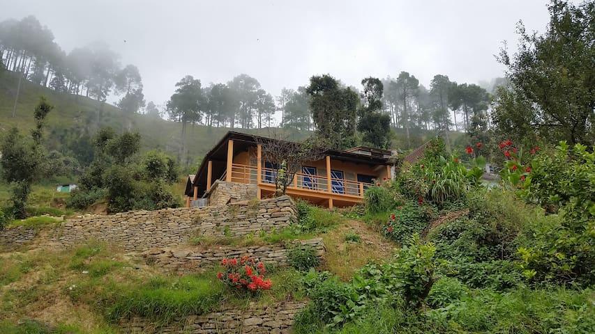 Idyllic Haven Home-stay, Binsar - Gaunap - Bed & Breakfast