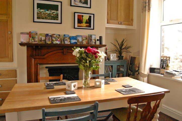 The Writer's House (near Yorkshire Dales) - Eastburn