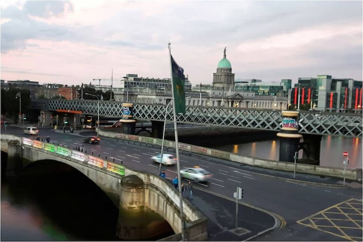 Sleep with a view in the heart of Dublin - Dublin - Appartement