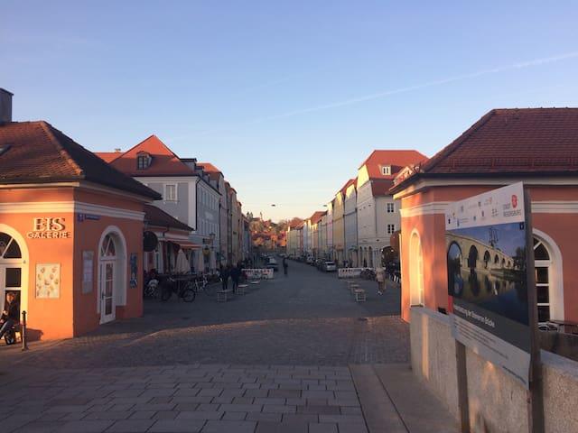 Schönes Appartement mit Designerbad - Regensburg - Lakás