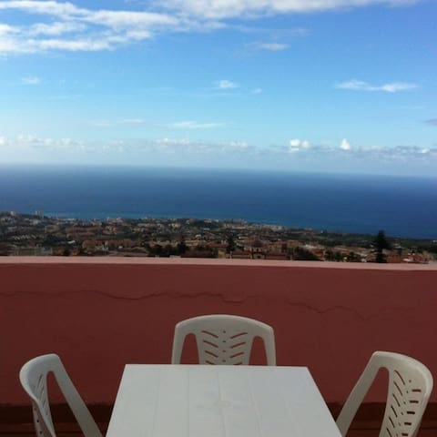 Best Views in the Valley! Friendly host :) - La Orotava