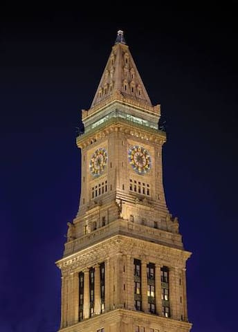 Boston Marriott Custom House - ボストン - 別荘