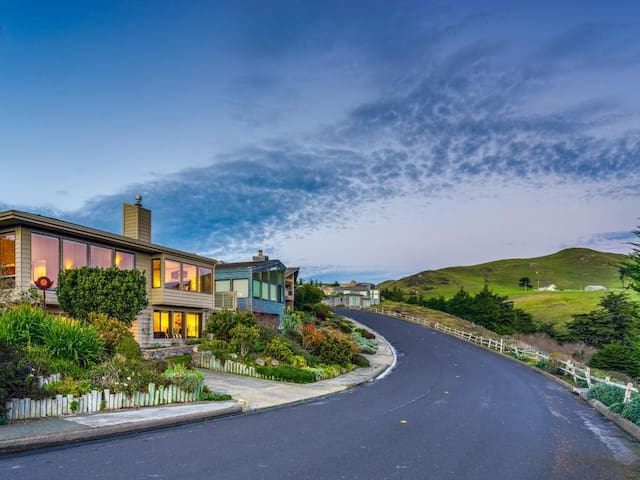 The Breeze on Bodega Bay - Bodega Bay - Talo