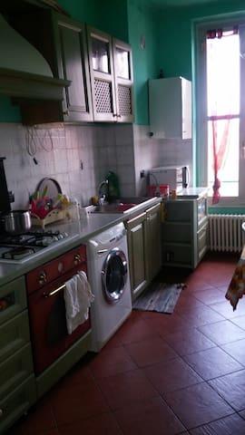Cosy Private room - Voghera - 公寓