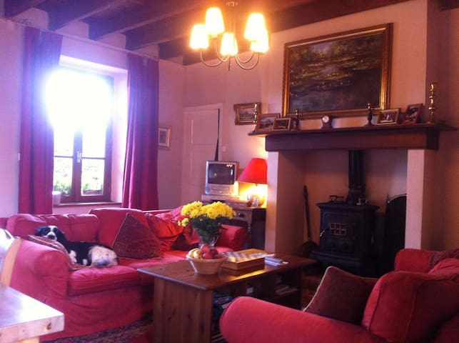B&B in the Heart of Lower Normandy - Guilberville - Oda + Kahvaltı