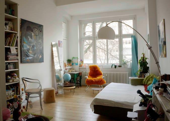 Nice, sunny place in Charlottenburg - Berlin - Apartemen