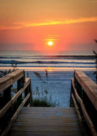Gorgeous Sea Place Ocean View Condo - Св. Августин - Кондоминиум