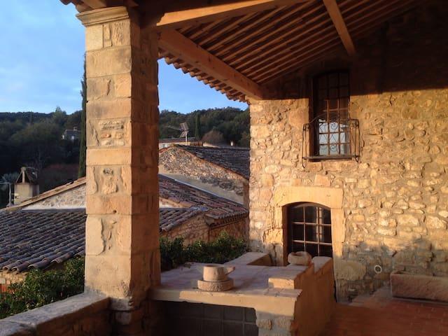 Charming house in South of France - La Roque-sur-Cèze