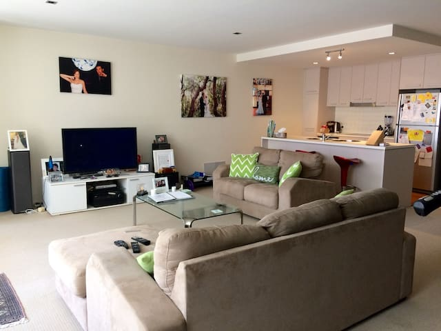 Beautiful apartment in Newcastle's CBD. - Newcastle